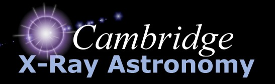 Cambridge X-Ray Astronomy Group: